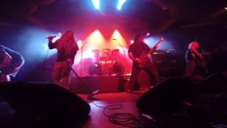 Obituary ( Stinkupuss & Intoxicated ) live @ 70000 tons of Metal cruise