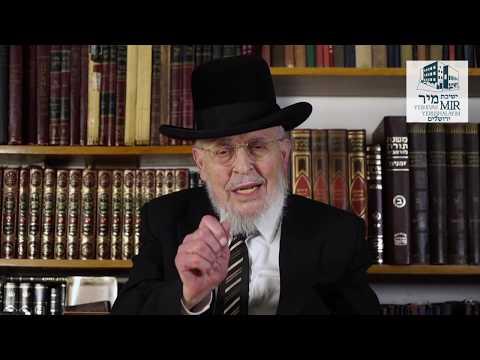 Обращение к русскоязычным евреям от главы крупнейшей в мире ешивы - гаона рава Ицхака Эзрахи