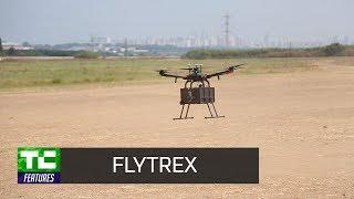 Delivering with Flytrex