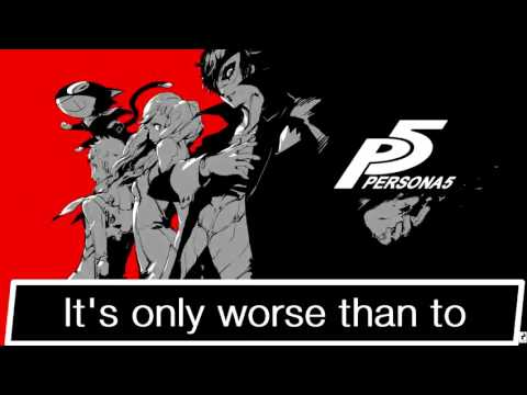 Beneath the Mask    Persona 5