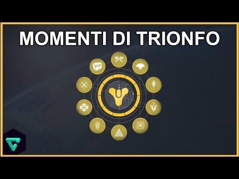 DESTINY | MOMENTI DI TRIONFO |