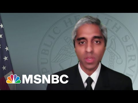 If You Are Vaccinated, You Are In 'Good Shape,' Says Surgeon General