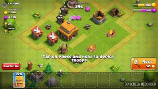 Clash of clans -1 епизод R.I.P  Last day on earth