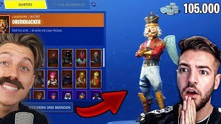 how much is your Fortnite SPIND VALUE ? 😱👑 All SKINS with iCrimax