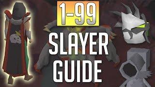 [OSRS] In-Depth 1-99 SLAYER Guide (2018 Best Methods)
