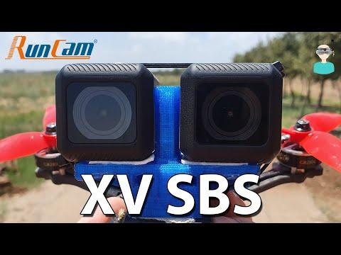🎥 Runcam5 - XV Side By Side Comparison