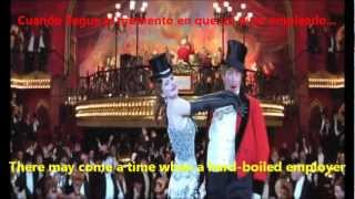 Moulin Rouge Sparkling Diamonds  Film Version