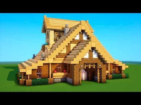 Ultimate Minecraft Survival Base With Everything You Need To Survive! (#3)