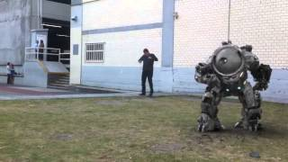 Robot attack