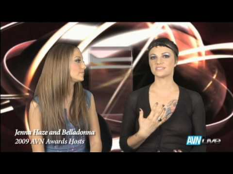 Belladonna and Jenna Haze   AVN EXCLUSIVE  Uncensored