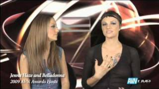 Belladonna and Jenna Haze  - AVN EXCLUSIVE INTERVIEW Uncensored