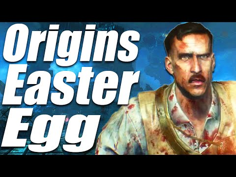 ORIGINS SOLO EASTER EGG - Call of Duty: Black Ops 2 Zombies (Easter Sunday Special)