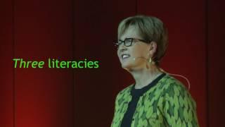 The Heart of Digital Citizenship | Anne Collier | TEDxGeneva