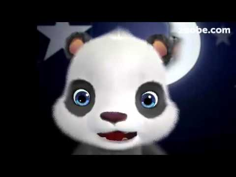 Panda buonanotte youtube for Video gratis buonanotte