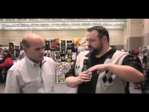 Geek Hard @ Toronto ComiCON 2012 - An Interview with Robert Picardo