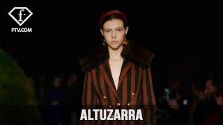 New York Fashion Week Fall/WItner 2017-18 - Altuzarra | FTV.com