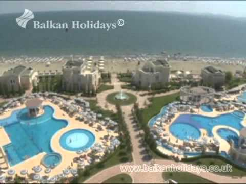 Sunset resort pomorie bulgaria youtube for Sunset lodge