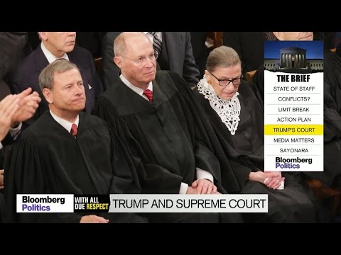 Who's on Donald Trump's Supreme Court Shortlist?