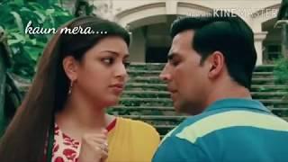Kaun mera whatsapp status song. special 26 movie.
