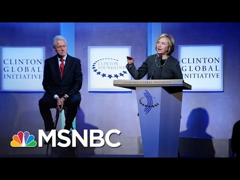 New Questions On Clinton Foundation, State Department | Morning Joe | MSNBC