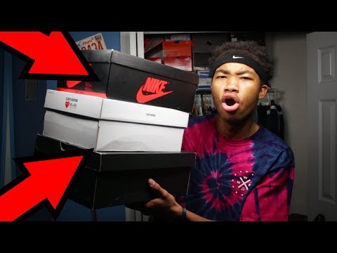 HOW TO BUY SNEAKERS AFTER THEY RELEASE!!!