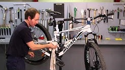 How to do a Basic Service on a Bike at Ivanhoe Cycles