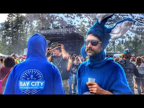 Tahoe's WinterWonderGrass 2016
