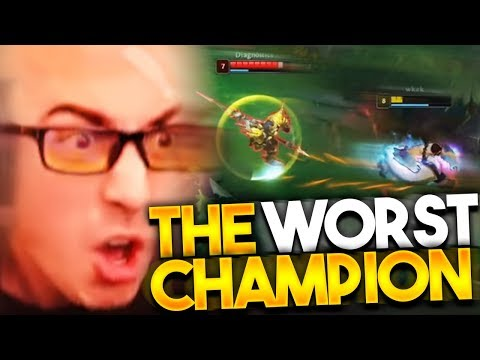 UDYR IS THE WORST CHAMPION IN THIS GAME - Trick2g