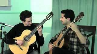The Golden Vanity - Global Guitar Duo