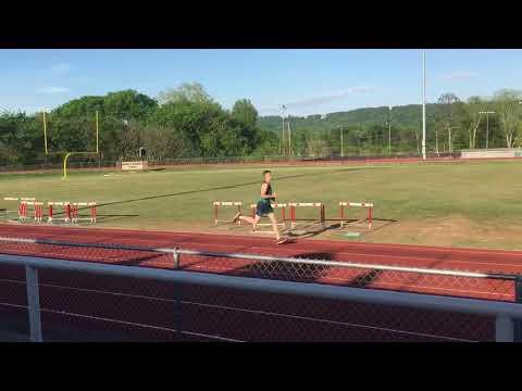 Hunter Middle School track
