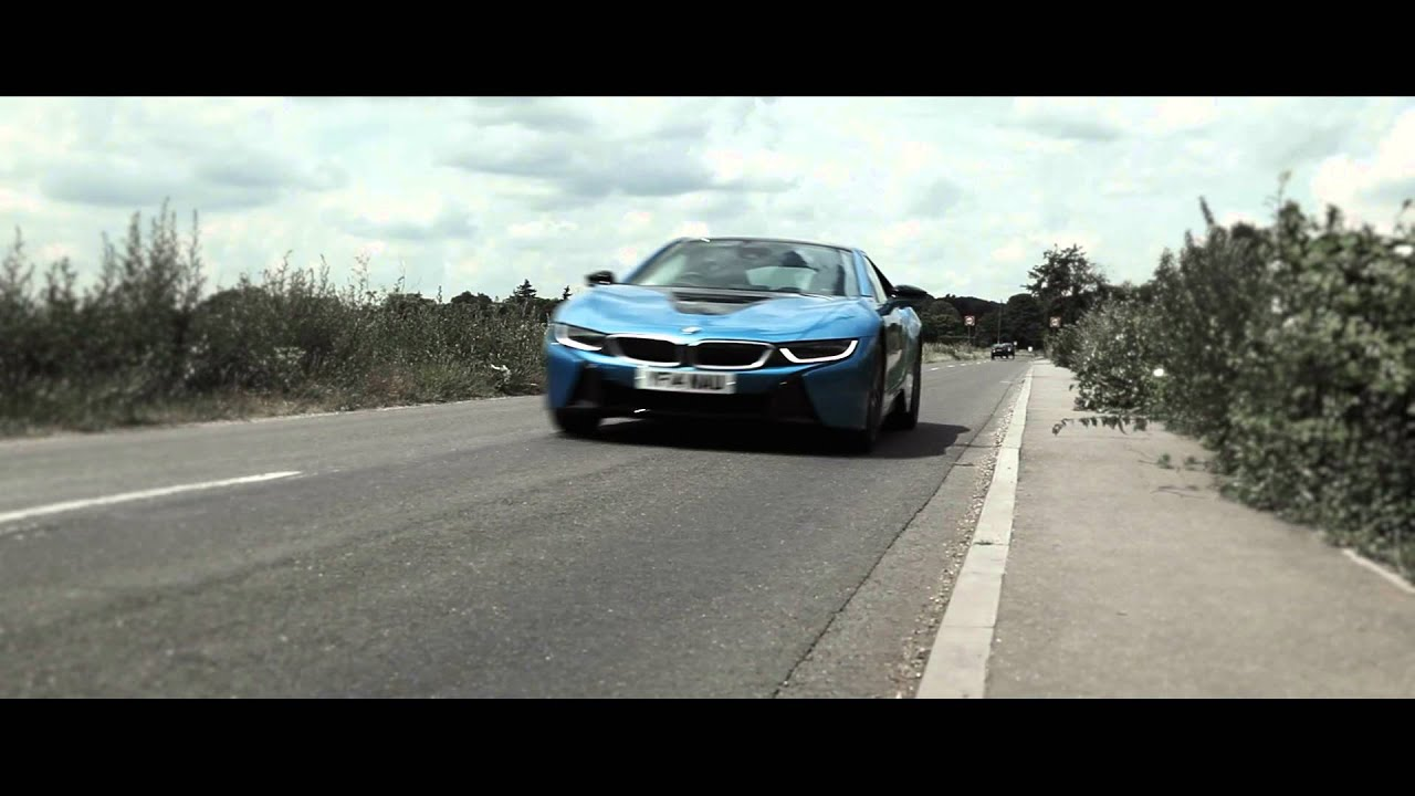 Bmw I8 Protonic Blue Amazing Video Youtube