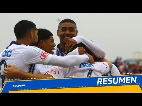 Resumen: Sport Boys vs. Alianza Lima (1-2)