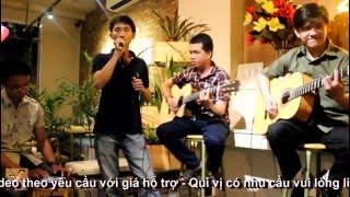 Trăng tàn trên hè phố [Anh Vị] Guitar Sang Huỳnh -Hoàng Anh Bolero