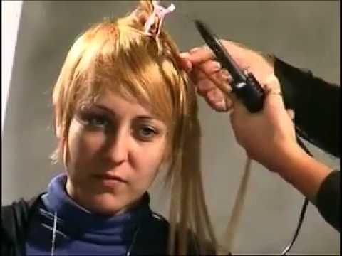 Effetto extension su capelli corti
