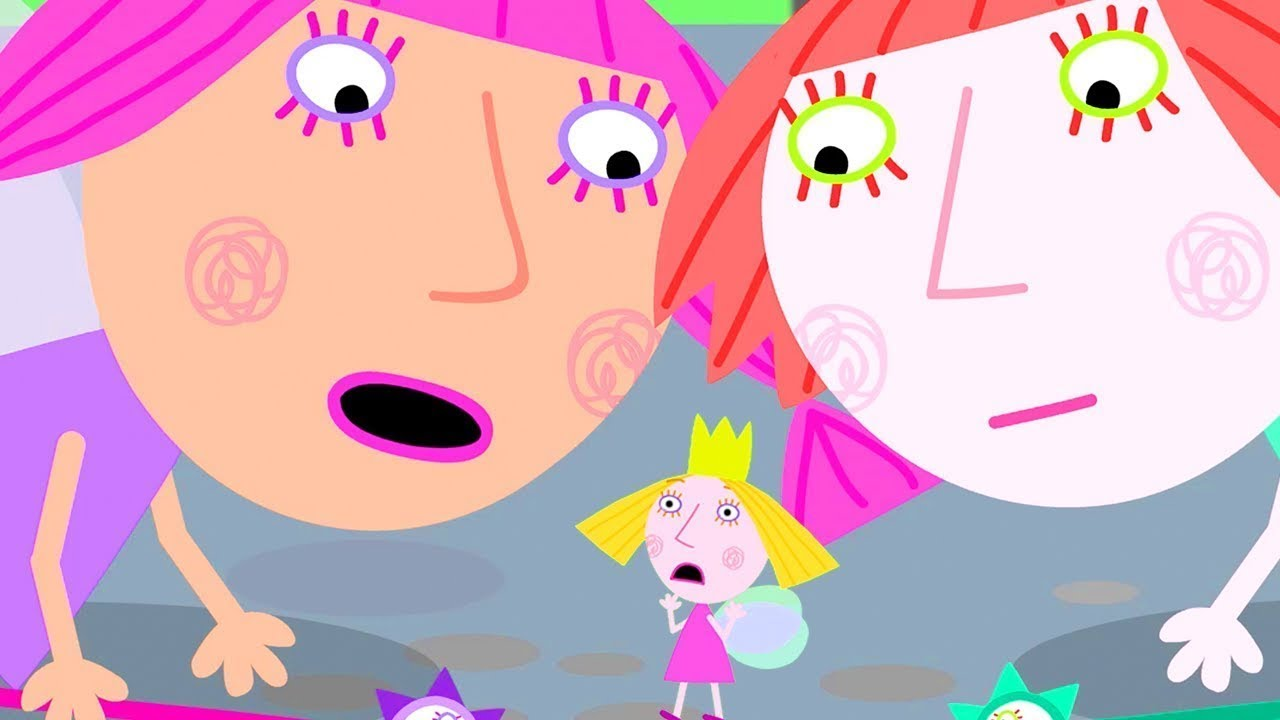 Download Ben and Holly's Little Kingdom Full Episodes 🌟Mrs Fig's Magic School | Cartoons for Kids