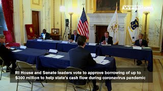 VIDEO NOW: RI House, Senate leaders approve plan to borrow up to $300 million