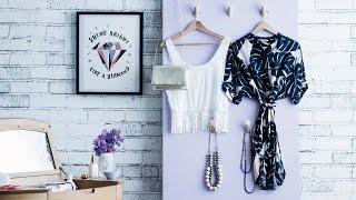 Diy Door Idea #4: Wardrobe - Homes+