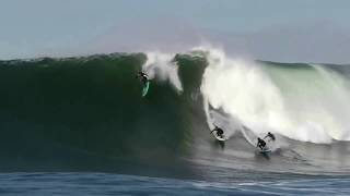 Mavericks Paddle Inn Reef Master´d