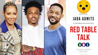 EXCLUSIVE   Will Smith MADE Jada admit the RELATIONSHIP with August Alsina