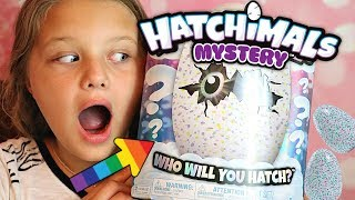 THE BEST Hatchimals Mystery EGG Surprise EVER!!