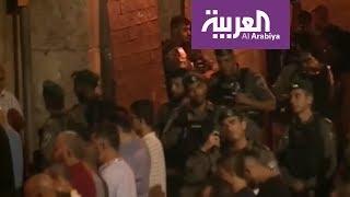 إسرائيل تغلق بابي العمود والساهرة في القدس الشرقية
