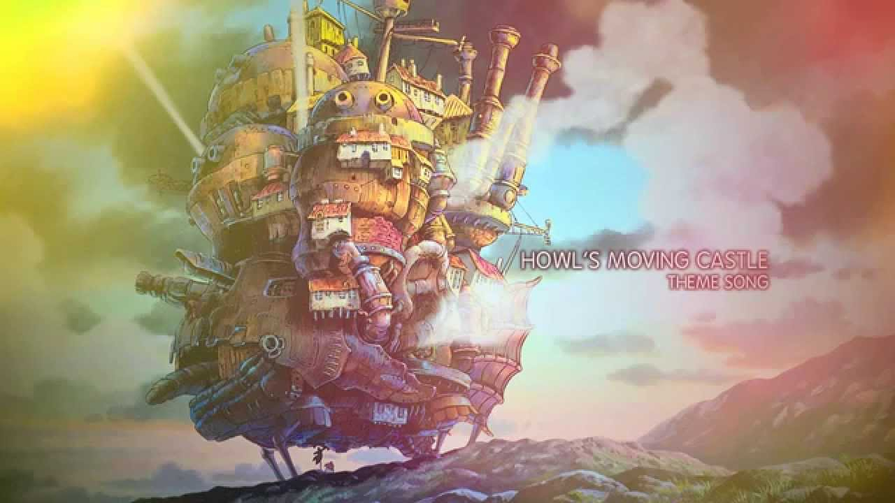 Howl's Moving Castle [OST - Theme Song] - YouTube  Howl's Movi...