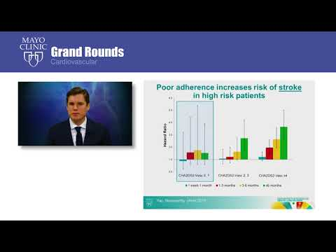 CV Grand Rounds – Closing The Gap Between Clinical Trials & Practice: NOACS For Atrial Fibrillation