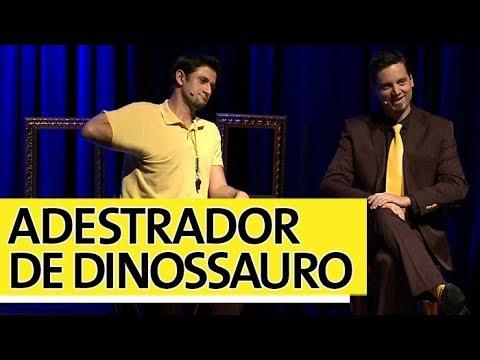 ADESTRADOR DE DINOSSAURO (AO VIVO)