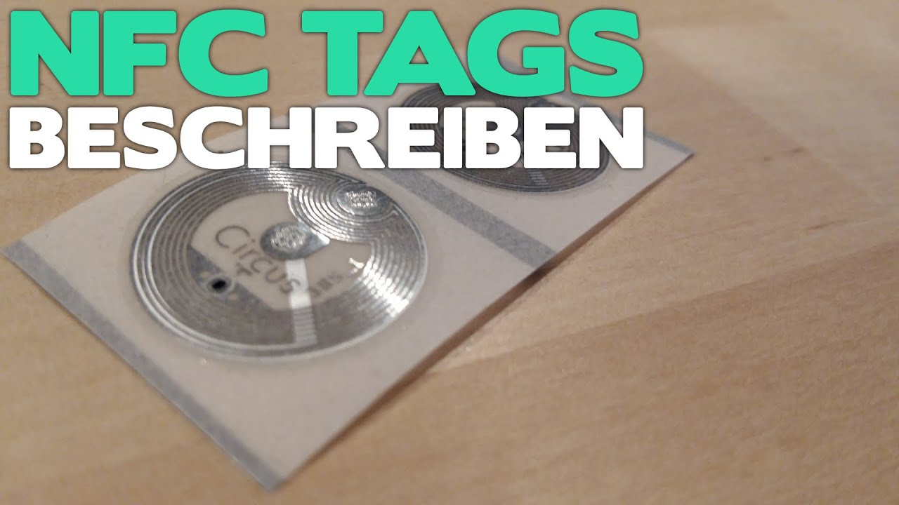 android nfc tags beschreiben deutsch youtube. Black Bedroom Furniture Sets. Home Design Ideas