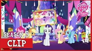 MLP: Friendship Is Magic Season 5 Episode: Castle Sweet Castle Watc...