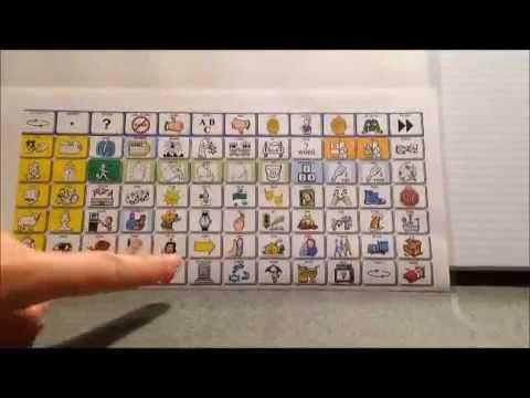 Low-tech, Core-based Communication Boards