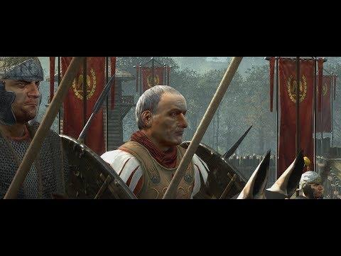 Battle of Alesia 52 BC   Total War: Rome 2 historical movie in cinematic Rome Vs Arverni