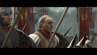Battle of Alesia 52 BC | Total War: Rome 2 historical movie in cinematic Rome Vs Arverni