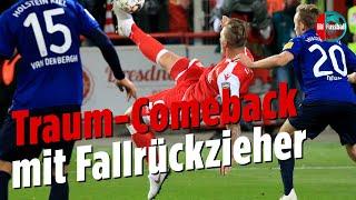 Polter mit Fallrückzieher-Comeback | Die heftigsten Tore | Rückblick 2018 | Best of